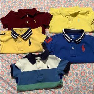 Polo by Ralph Lauren button ups